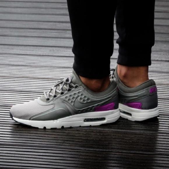 a43b38e99e Nike Shoes | New Air Max Zero Purple Gray | Poshmark